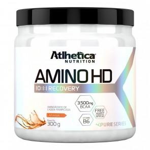 Amino HD 10:1:1 (300g) LARANJA - Athletica Nutrition