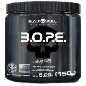 B.O.P.E (150g) FRUIT PUNCH – Black Skull