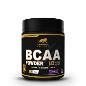 BCAA Powder 10:1:1 (300g) UVA – Leader Nutrition