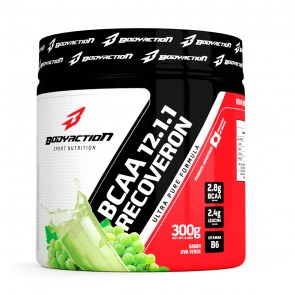 BCAA 12:1:1 Recoveron (300g) UVA VERDE – Body Action