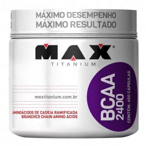 BCAA 2400mg (450 caps) – Max Titanium