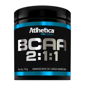BCAA 2:1:1 PRO SERIES (210g) ABACAXI – Athletica Nutrition