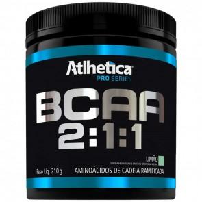 BCAA 2:1:1 PRO SERIES (210g) LIMÃO – Atlhetica Nutrition