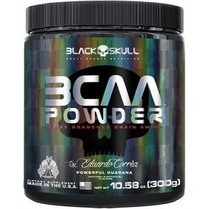 BCAA Powder (300g) POWERFUL GUARANÁ – Black Skull