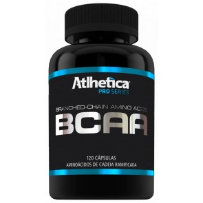 BCAA Pro Series 120 (CAPS) - Atlhetica Nutrition