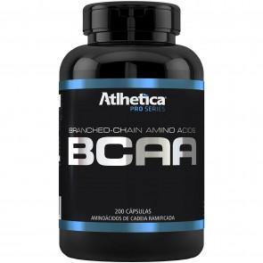 BCAA PRO SERIES (200 Cápsulas) - Atlhetica Nutrition