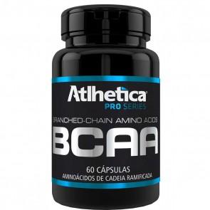 BCAA PRO SERIES (60 Cápsulas) – Atlhetica Nutrition