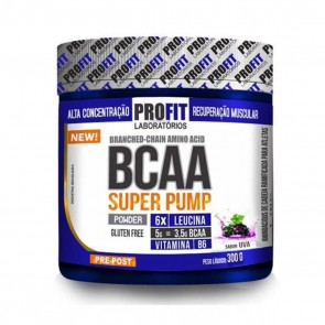 BCAA Super Pump (300g) UVA – Profit