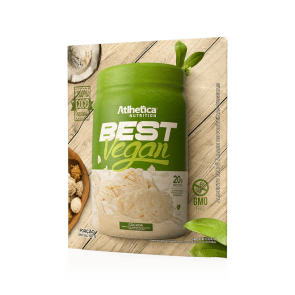 Best Vegan (1 Sachê de 40g) COCADA - Atlhetica Nutrition
