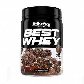 Best Whey (450g) BRIGADEIRO GOURMET – Athletica Nutrition