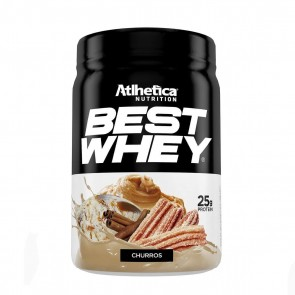Best Whey (450g) CHURROS – Athletica Nutrition