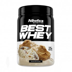Best Whey (450g) DULCE DE LECHE – Athletica Nutrition