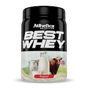 Best Whey (450g) ORIGINAL – Atlhetica Nutrition