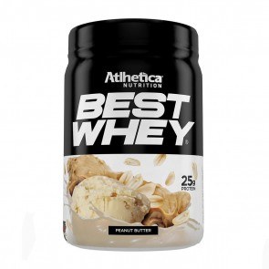 Best Whey (450g) PEANUT BUTTER – Athletica Nutrition