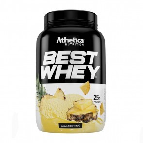 Best Whey (900g) ABACAXI – Atlhetica Nutrition
