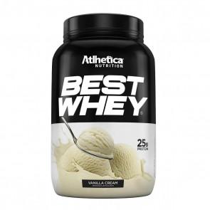 Best Whey (900g) BAUNILHA – Atlhetica Nutrition