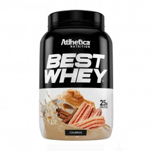 Best Whey (900g) CHURROS – Atlhetica Nutrition