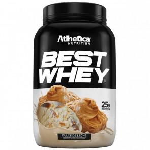 Best Whey (900g) DOCE DE LEITE – Atlhetica Nutrition
