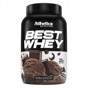 Best Whey (900g) DOUBLE CHOCOLATE – Atlhetica Nutrition