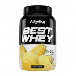 Best Whey (900g) MILHO VERDE – Atlhetica Nutrition