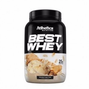 Best Whey (900g) PEANUT BUTTER – Atlhetica Nutrition
