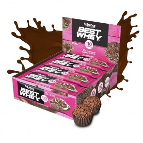 Best Whey Bar (12x32g) BRIGADEIRO - Athletica Nutrition