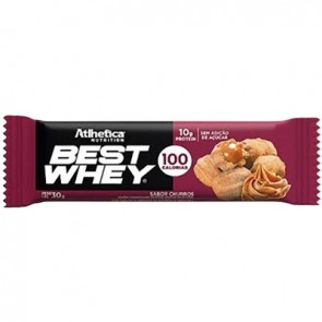 Best Whey Bar (Avulsa de 32g) CHURROS - Atlhetica Nutrition