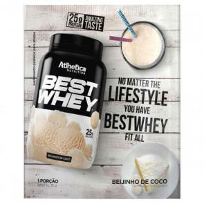 Best Whey Sache (Avulso) BEIJINHO DE CÔCO – Atlhetica Nutrition