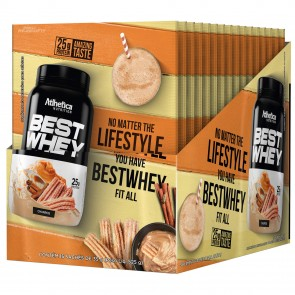 Best Whey Sache (Avulso) CHURROS – Atlhetica Nutrition