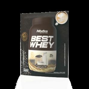 Best Whey Sache (Avulso) ORIGINAL C/ CAFÉ – Atlhetica Nutrition