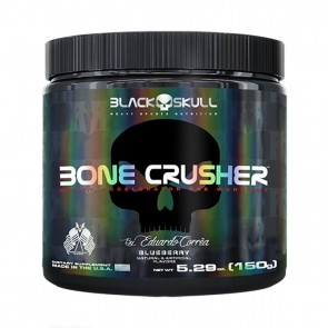 BONE CRUSHER (150g) BLUEBERRY – Black Skull