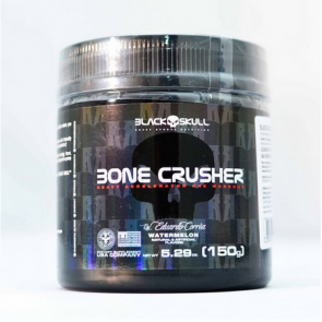 BONE CRUSHER (150g) WATERMELON – Black Skull