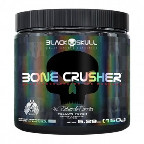 BONE CRUSHER (150g) YELLOW FEVER – Black Skull