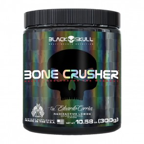 BONE CRUSHER (300g) RADIOACTIVE LEMON – Black Skull