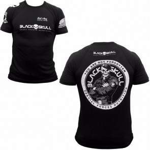 Camiseta Dry Fit Soldado PRETO P BOPE - Black Skull