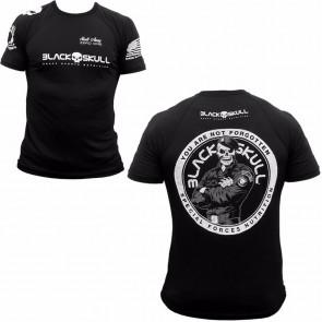 Camiseta Dry Fit Soldado PRETO M BOPE - Black Skull