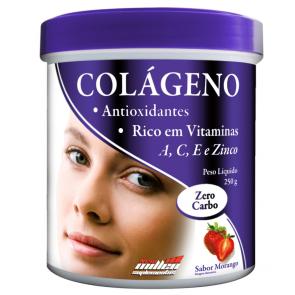 Colágeno Hidrolisado (250g) MORANGO – New Millen