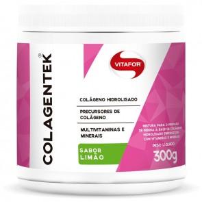 Colagentek (300g) LIMÃO – Vitafor