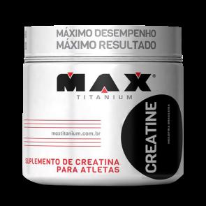 Creatina Titanium (300g) – Max Titanium