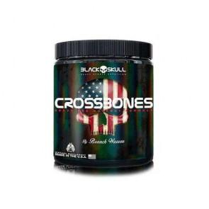CROSSBONES (150g) AGRESSIVE GREEN APPLE – Black Skull