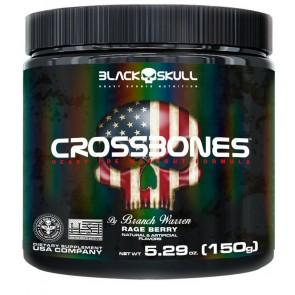 CROSSBONES (150g) RAGE BERRY – Black Skull