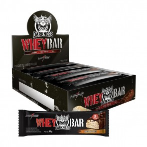 Darkness Whey Bar (720g 8 unid.) DOCE DE LEITE COM CHOCOLATE – INTEGRALMEDICA