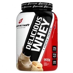 Delicious Whey (900g) CHOCOLATE BRANCO – Body Action