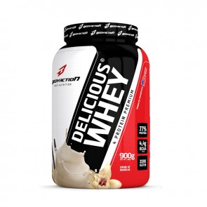 Delicious Whey (900g) CREME DE BAUNILHA – Body Action