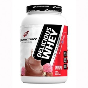 Delicious Whey (900g) SORVETE NAPOLITANO – Body Action