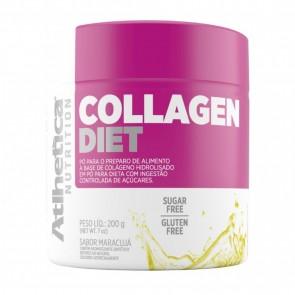 Ella Collagen Diet (200g) MARACUJÁ - Atlhetica Nutrition