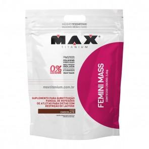 Femini Mass (2,4kg) CHOCOLATE – Max Titanium