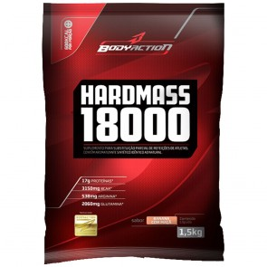 Hardmass 18000 (1,5kg) BANANA C/ MAÇÃ – Body Action