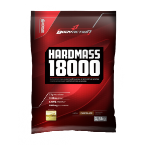 Hardmass 18000 (1,5kg) CHOCOLATE – Body Action
