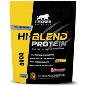 HI-Blend Protein (900g) STRAWBERRY SMOOTHIE – Leader Nutrition